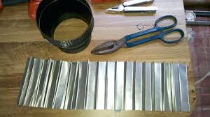 diy fireplace heat exchanger water wood grate