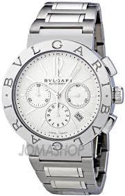 amazon com bvlgari bvlgari white dial chronograph automatic mens amazon com bvlgari bvlgari white dial chronograph automatic mens watch bb42wssdch bvlgari watches