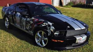 2007 Ford Mustang GT   F190   Houston 2015