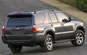 2006 Toyota 4Runner - Information and photos - ZombieDrive