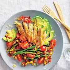 Diätplan rezepte für eine woche