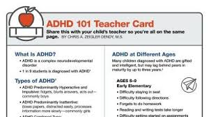 Adhd Maturity Lag Chart Pin On Adhd
