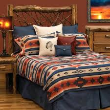 indian bedding sets amazing native american bed set sierra king 5 piece in a bag