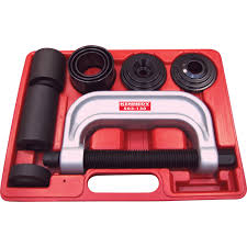 ball joint tool. ball joint servicing kit ball joint service tool set with 4x4 adaptor tool cromwell tools