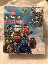 Lego Ninjago Masters of Spinjitzu 10 Book Collection and Ltd Ed Minifigure  for sale online