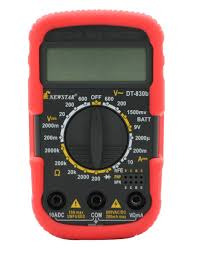 electric circuit for sale circuitry prices & brands in Cost New House Fuse Box newstar digital multi tester dt 830b (red) House Fuse Box Replacement
