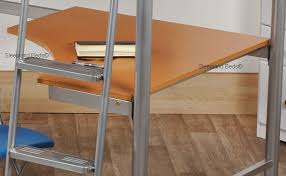 highsleeper bunk bed with desk