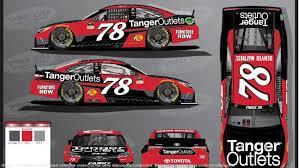 Furniture Row Racing driver s 1st time NASCAR sponsor Denver