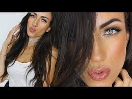 victoria s secret models makeup tutorial makeupandartfreak