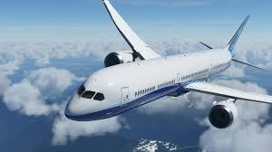 microsoft flight simulator s first
