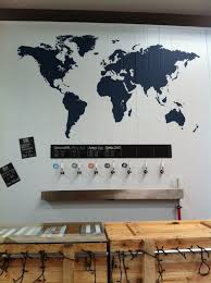 world map vinyl wall sticker on vinyl wall art uk with best 25 happy customers images on pinterest vinyl wall stickers