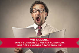 laughter is the best medicine lol true student quotes about  wtf moment