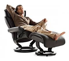 Stressless Magic Classic Recliner & Ottoman from $3 295 00 by