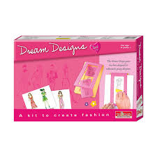 Dream Designers Toymate Playmate Dream Designs Styling Fun Activity For Girls