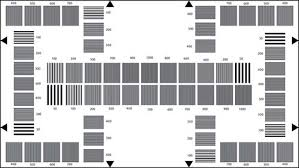 Hdtv Chart Image Engineering Solutions To Test Image Quality