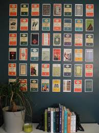 penguin books wall art