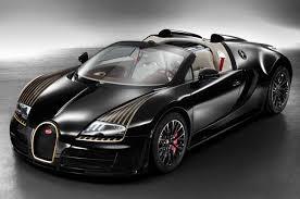 El bugatti veyron es un automóvil superdeportivo biplaza diseñado y desarrollado por el grupo volkswagen y producido en molsheim (alsacia, francia), por el fabricante bugatti automobiles s.a.s. Black Bess La Quinta Leyenda De Bugatti Conduciendo Com