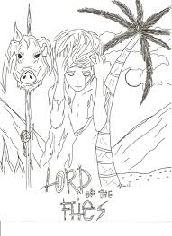 lord of the flies ralph the island by aflem on lord of the flies ralph the island by aflem12