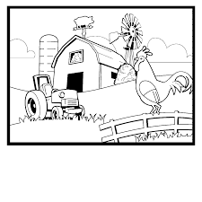 Small Picture Beautiful Farm Coloring Pages Pictures New Printable Coloring