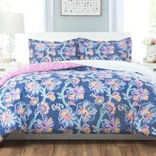 medium size of purple bedding blue single and tie dye comforter blanket home improvement catalog