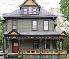 historic exterior paint colorsPainting Historic Exteriors  Cambridge Historical Commission