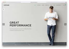 Dreamweaver Website Templates Extraordinary Top 48 Fullscreen HTML48CSS48 Website Templates 48 Colorlib