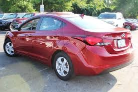 hyundai elantra 2015 red. Simple 2015 2015 Hyundai Elantra SE In St Louis MO  Weiss Toyota Of South County And Red N