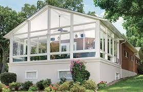 Gable Porch Enclosures