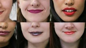 we tested 24 cool new lip colors in every texture and finish