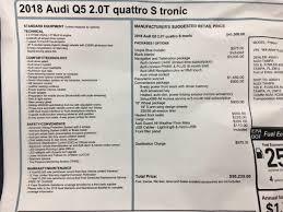2018 audi garage door opener. plain 2018 new 2018 audi q5 20 tfsi premium sport utility in tampa 184072  reeves  import motorcars in audi garage door opener