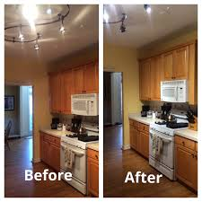 Kitchen Led Lights Led Lights Replace Halogens In Kitchen Update Energy Water