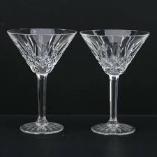 waterford crystal martini glasses crystal martini glasses waterford crystal colored martini glasses waterford crystal martini glasses one pair