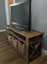rustic looking tv stands interior make a stand stunning shelf free build wood and also from rustic tv stand diy plans