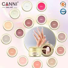 50951w Nail Art Wholesale 15ml Canni Transparent Builders Gel ...