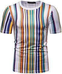STORTO <b>Mens</b> Letter Printed T-<b>Shirts Fashion Casual</b> Short Sleeve ...