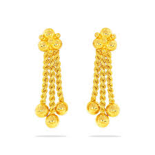 Latest Earring Design With Price Buy Daily Wear Gold Earrings Top Gold Earrings Designs For