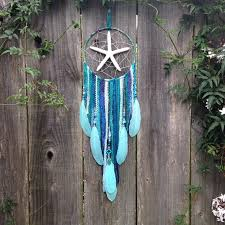 Beach Dream Catchers Blue starfish dreamcatcher by Inspired Soul Shop on Etsy Dream 14