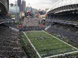 Seattle Seahawks Stadium Seating Chart Rows Centurylink Field Section 326 Seattle Seahawks
