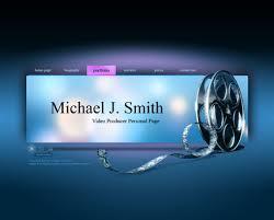 website template video video producer video gallery template best website templates