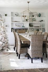 white decor ideas dining