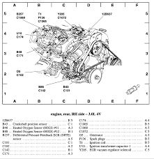 similiar 1999 ford taurus engine diagram keywords 1999 ford taurus engine diagram also 2002 ford taurus v6 engine