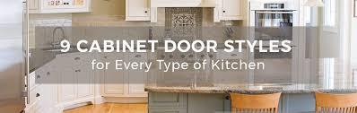 cabinet door styles hero jpg