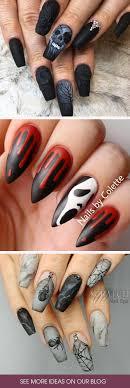 Halloween Nail Designs 2019 41 Cute And Creepy Halloween Nail Designs 2019 Halloween