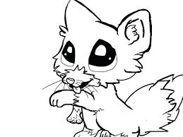 Cute Baby Farm Animals Coloring Pages Free Printable Of Animal Ls L