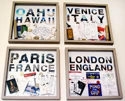 5 diy travel keepsake projects