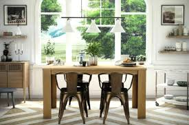 dining room chairs metal farmhouse dining table with metal chairs furniture metal dining chair metal dining