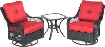 outdoor swivel glider chair wicker 3 piece bistro set with chairs 9 amish outdoor swivel glider lounge chair