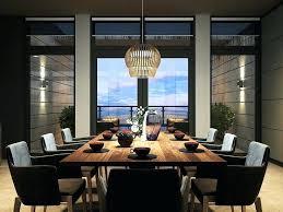 elegant furniture and lighting. Elegant Modern Dining Table Room Chandeliers Furniture And Lighting E