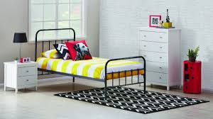 fantastic furniture willow bedroom suite using red and black with a pop of yellow amoungst the white e makes this design
