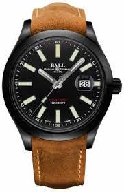 ball mens watches official uk retailer first class watches ball watch company engineer ii green berets automatic titanium carbide case nm2028c l4cj bk
